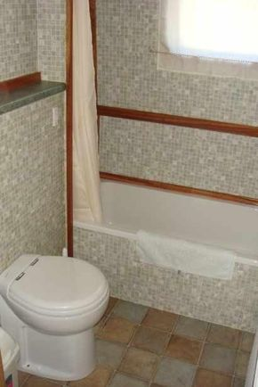 Toilet and Showers