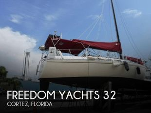 1985 Freedom Yachts 32