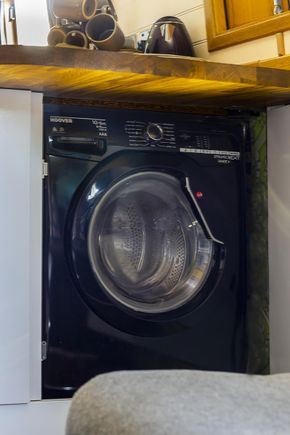 Hoover large capacity washer dryer