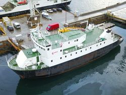 Ro-Ro 200 pax Passenger Car ferry for sale