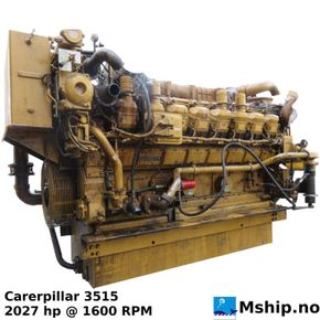 Caterpillar 3516  https://mship.no