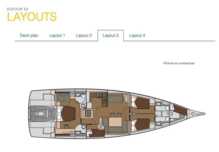 Dufour 63