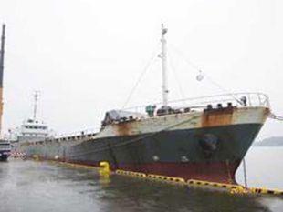 80mtr 3342DWT Cargo Vessel