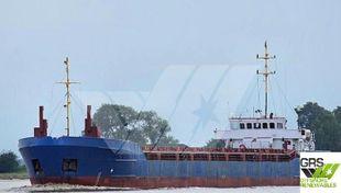 88m / Multi Purpose Vessel / General Cargo Ship for Sale / #1043771