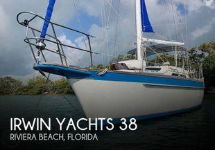 1989 Irwin Yachts 38 Mark II