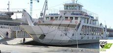 82m / 1.110 pax Passenger / RoRo Ship for Sale / #1048120