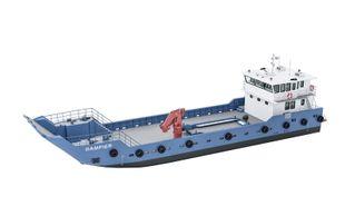 30m Cargo Landing Craft *New build*