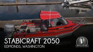 2015 Stabicraft 2050 Supercab
