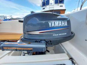 Character Boats Coastal Whammel Weekender - Engine