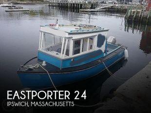 1981 Eastporter 24