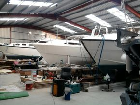 Waiting refit and renovation work