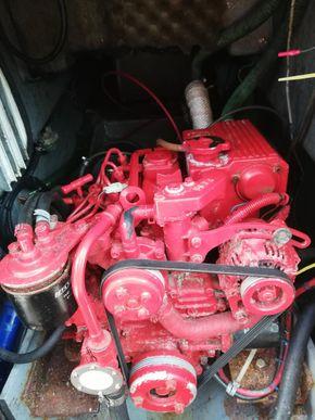 Beta Marine B20 HE inboard diesel 20hp