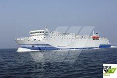 161m / 1.128 pax Passenger / RoRo Ship for Sale / #1070249