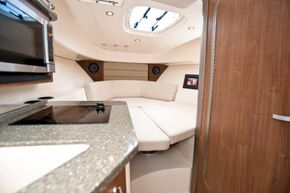 Cabin & Galley Area (for sale through Rock Marine Services Ltd)