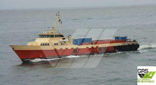 Location: Larose 50m Crew Transfer Vessel for Sale / #1047464