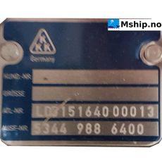 Turbo For Deutz MWM TBD 604 BL 6 - NEW