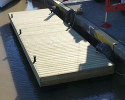 10'x 30′ Floating Dock