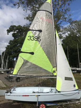 RS Feva 3395