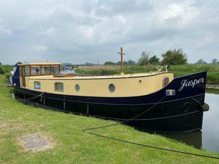 49' Dutch Style Barge 'Jasper'