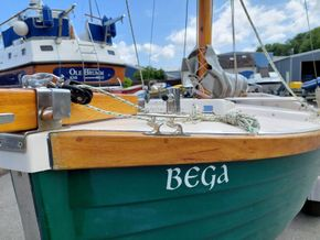 Character Boats Coastal Whammel Weekender - Bow