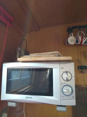 Galley - microwave
