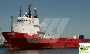82m Offshore Support & Construction Vessel for Sale / #1044025
