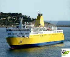 128m / 522 pax Passenger / RoRo Ship for Sale / #1014882