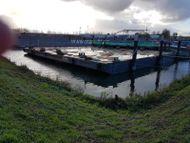 25m x 8m Inland Pontoon Barge