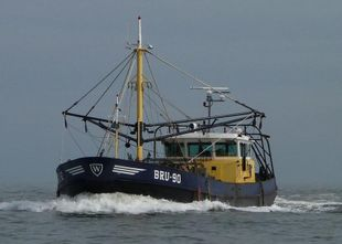 Mussel Dredger /Trawler