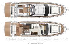 2018 Prestige 680 S