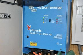 3Kw Inverter/Charger