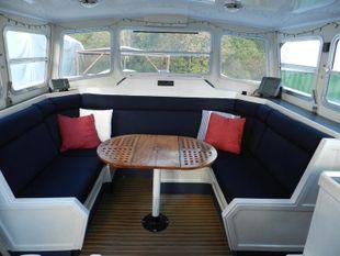 28ft power catamaran