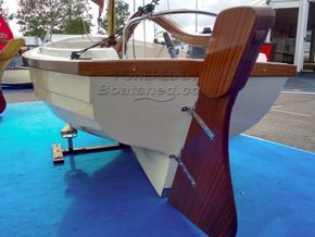 Character Boats - Post Boat  - Stern