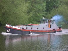 Jessie, 1922 Converted Dutch Bunker Barge