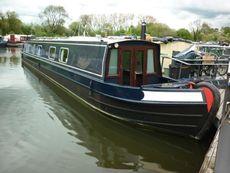"""""""UNDER OFFER""""  poppy 58ft 2 bedroom narrow boat"""