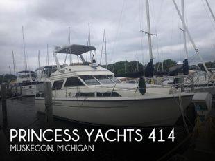 1985 Princess Yachts 414