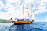 Full Spec Turkish Ketch (Gulet)