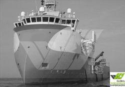 89m / DP 2 Offshore Support & Construction Vessel for Sale / #1070381