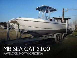 2018 Marine Builders Sea Cat 2100