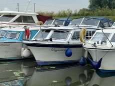 Seamaster 27 'Wayward Wind' SOLD