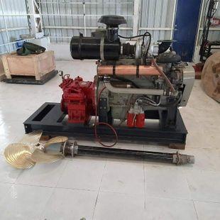 Selling Marine engine Cummins 6BT5.9 + F