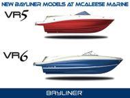 Bayliner VR5 & VR6