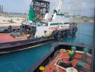 107T BP deep sea Towing  2 sister vessels available