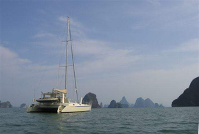 Peter Kerr 13 meter Yacht for Sale in Langkawi, Malaysia