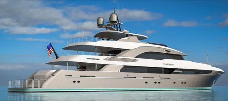 Trinity Yacht to be completed by the Owner