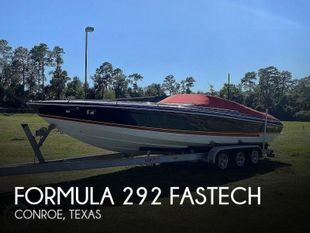 2008 Formula 292 Fastech
