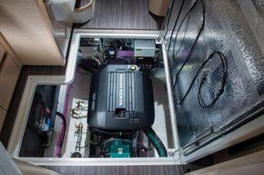 Manufacturer Provided Image: Greenline 39 Engine