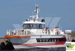 18m / 12 pax Crew Transfer Vessel for Sale / #1078432