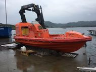 Fast Response Rescue Craft