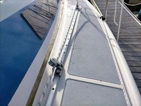 Dehler 31  - Side Deck